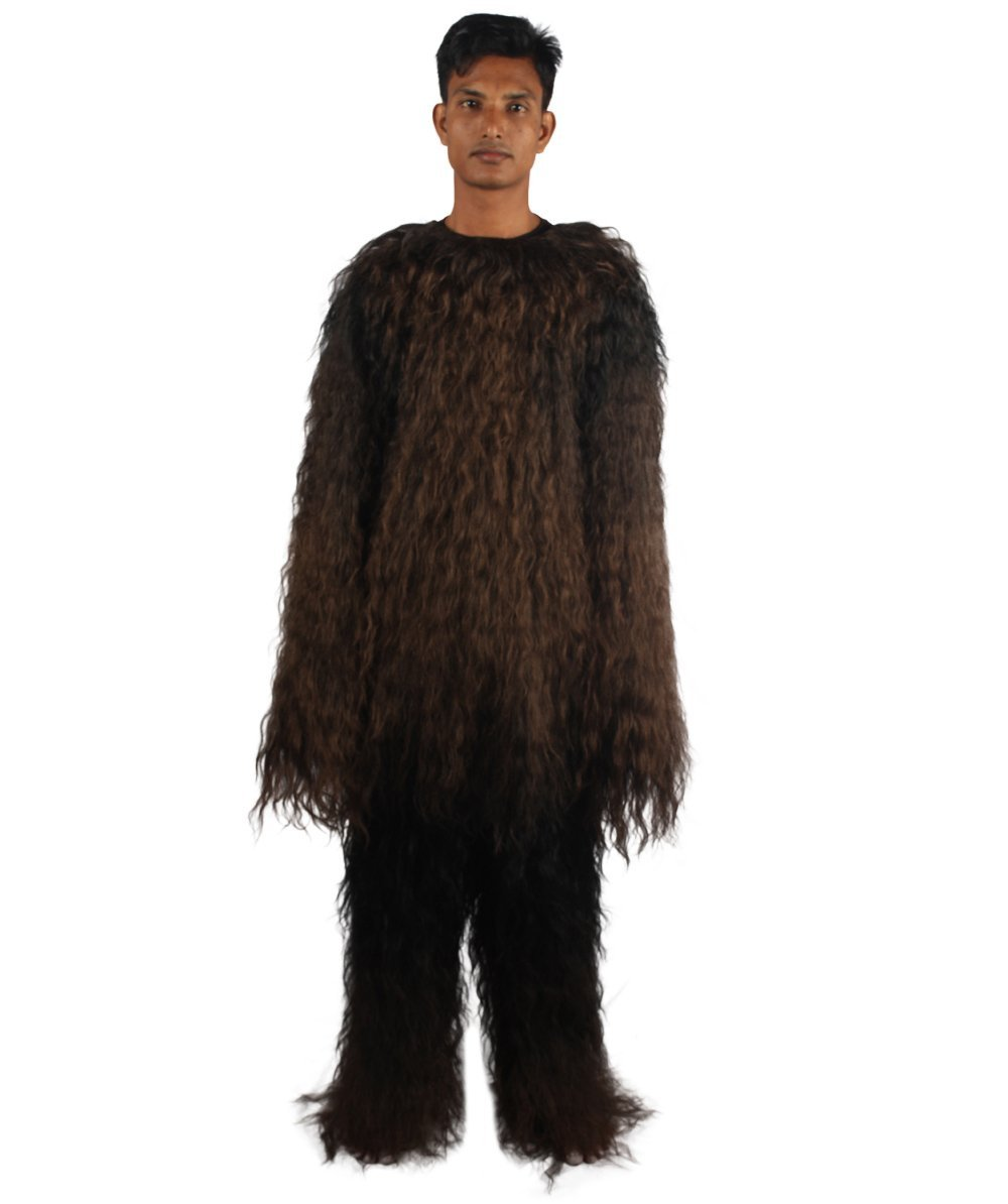 Primary image for Adult Men's  Hairy Warrior Ape Military Leader Resistance Fighter Costume | Dark