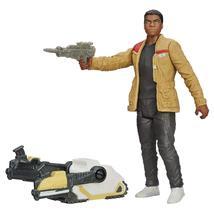 Star Wars The Force Awakens 3.75-Inch Figure Desert Mission Finn (Jakku) - $7.13