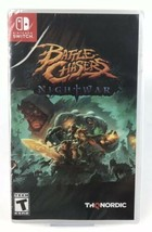 Battle Chasers: Nightwar (Nintendo Switch, 2017) New Factory Sealed Vide... - €25,99 EUR