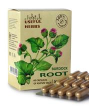 Burdock root, extract. 120 capsules. 100% Natural. Altai, Siberia. - $23.76