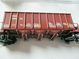 Micro-Trains # 12544140 Florida East Coast Weathered 43' Rapid Discharge N-Scale image 2