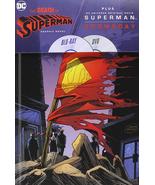 DCU: Superman Doomsday + Death of Superman Graphic Novel Digibook [Blu-r... - $29.95
