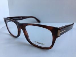New Tom Ford TF 5274 TF5274 052 52mm Rx Tortoise Men's Eyeglasses Frame Italy - $149.99