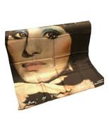 Coach X Richard Bernstein Barbra Streisand Print Silk Scarf - NWT - $111.55