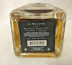 JO MALONE Midnight Black Tea Cologne 5.9 oz NEW Unboxed - $277.08