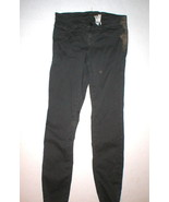 New J Brand Jeans Womens Skinny Pants Twill Machine Gray 24 Dark 26  28 ... - $56.00