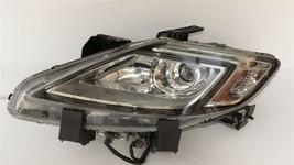 07-09 Mazda CX-9 CX9 Xenon HID Headlight Driver Left LH - POLISHED