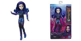 Disney Descendants Mal Doll,Inspired by Disney's 3, Fashion Doll... - $28.48