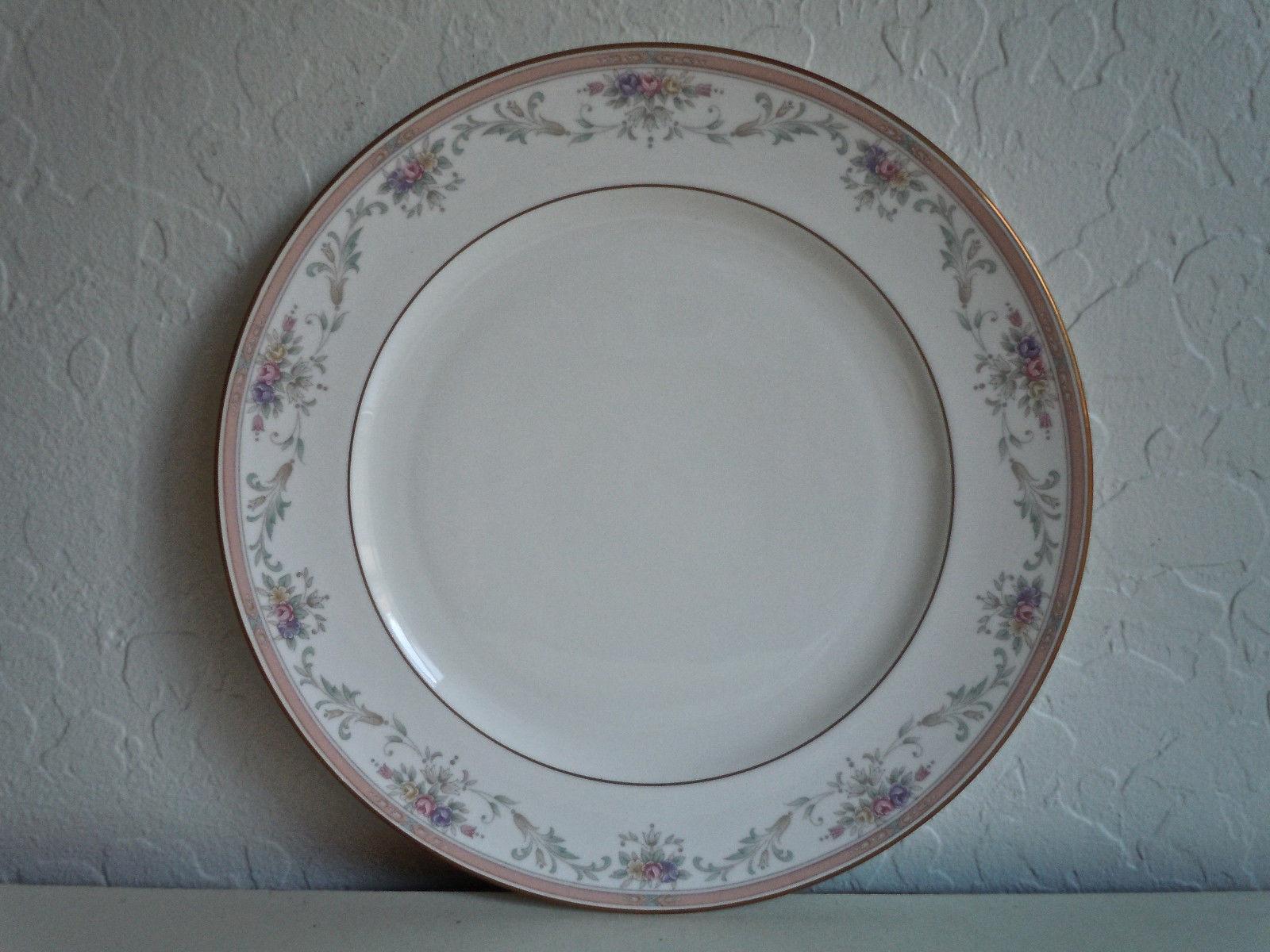 Christopher Stuart Spring Crest Salad Plate