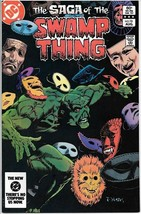 The Saga of Swamp Thing Comic Book #16 DC Comics 1983 NEAR MINT UNREAD - $4.99