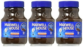Maxwell House The Original Roast Instant Coffee 8 oz ( Pack of 3 ) - $24.50