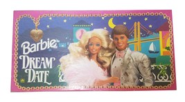 Barbie Dream Date Board Game - $2.99