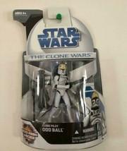 Star Wars 2008 The Clone Wars #11 Clone Pilot Odd Ball - $12.86