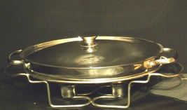 """Wolfgang Puck Bistro Collection 13"""" Buffet Chaffing Dish 032006 AA-191789 image 6"""