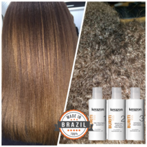 Brazilian Blowout Complex Hair Treatment KIT 3x 2oz products Imported - $29.99
