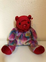 """Beanie Baby July the Bear Birthday First Series 5.5"""" TY 2001 MWMT - $5.05"""