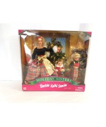 Barbie Kelly Stacie HOLIDAY SISTERS Special Edition 1998 Mattel Gift Set... - $44.01
