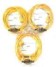 LOT OF 3 NIB NUMATICS 230-260 SOLENOID POWER CABLES, 230260