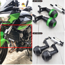 For Kawasaki Z400 Z 400 18 19 2019 Motorcycle Crash Pad Frame Slider - $98.82
