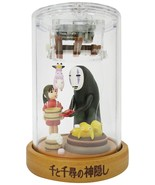 Studio Ghibli Spirited Awayatsu Music Box Music Box Height About 13.5 cm - $101.92