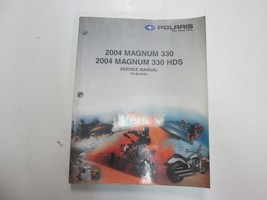 2004 Polaris Magnum 330 Hds Manual Stained Fabrik Oem Buch 04 - $39.77
