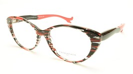 Authentic Face A Face Bocca Sexy 3 Col 3024 Transparent / Red / Black Eyeglasses - $430.02