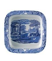 Spode Blue Italian Square Dish - $42.97