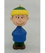 """Hallmark Peanuts Gang Linus Christmas Ornament Figure 2.5"""" - $9.95"""