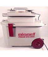 BISSELL Power Steamer 1631 Replacement Head w/ Motor Base Unit TESTED AS... - $39.95