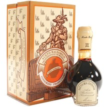 Balsamic Vinegar Of Modena Affinato Beige Seal - Over 50 Years Old - 10 x 3.5 fl - $1,044.96