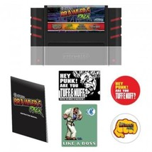 Retro-Bit 4 in 1 SNES Game Jaleco Brawlers Pack for SNES 16 bit Cartridg... - $31.69
