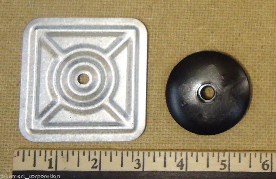 Duro-Last Fasteners 3in Metal Plate RhinoBond Plate 95320