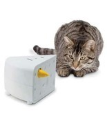 PetSafe® Cheese Cat Toy Interactive Hide and Seek Mouse Hands Free Autom... - £21.00 GBP