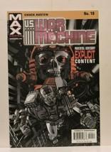 US War Machine #10 January 2002 - $4.71