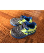 Saucony Baby Ride Shoes Size 8W - $9.49