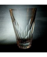 "1 (One) LENOX PHOENIX Lead Crystal Flower 6"" Vase Signed DISCONTINUED - $17.41"