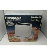 Panasonic Bread Bakery SD-BT65P Automatic Bread Maker Machine Tested Wor... - $79.19