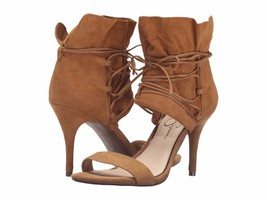 Women's Jessica Simpson Madeena Lace-Up Pumps, Sizes 5.5-7.5 Honey Brown... - $71.95