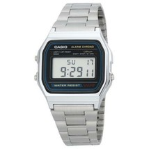 Casio Digital Watch 30M  ALARM A158-1 - $37.20 CAD
