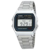Casio Digital Watch 30M  ALARM A158-1 - $27.99