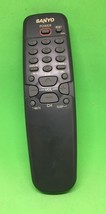 FXFJ Sanyo TV Remote For DS25650 DS25710 DS25730 DS27630 DS19630 DS19650 - $7.70