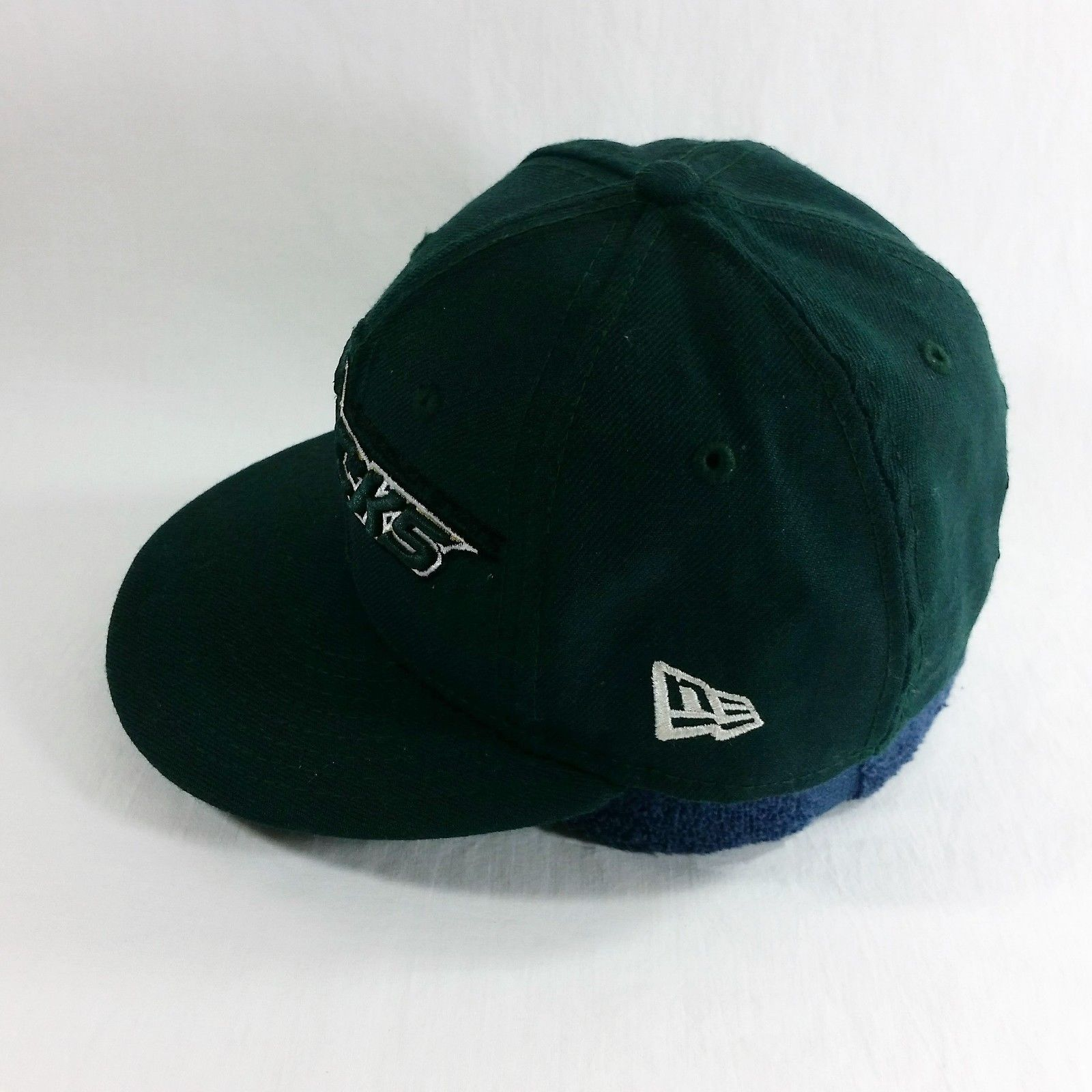 Humboldt State Lumberjacks HSU Fitted Cap Hat New Era 6 5/8 Jacks Wool 5950 image 4