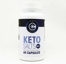 Cureology Keto Salts goBHB - Keto Salts - 60 Caps - $9.88