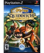PlayStation 2 - Harry Potter - Quidditch World Cup - $7.95