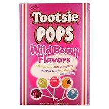 Tootsie Pops Wild Berry Flavors, 3.75 Pound - $22.63