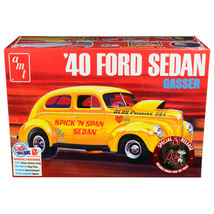 Skill 2 Model Kit 1940 Ford Sedan Gasser Original Art Series 3 in 1 Kit ... - $61.28