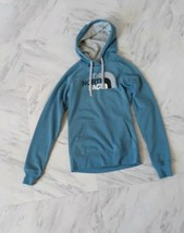 Women's North Face Blue Hoodie Size XS NWT - $26.59