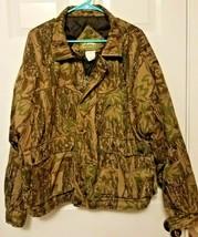 Northwest Territory Hunting Coat Jacket Trebark Camo Jacket Mens Size XL - $43.64