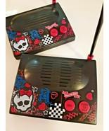 Monster High Wireless Intercom Set 2012 - $14.84