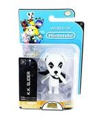 World of Nintendo 2.5-Inch Mini Figure Animal Crossing K.K. Slider - $42.00